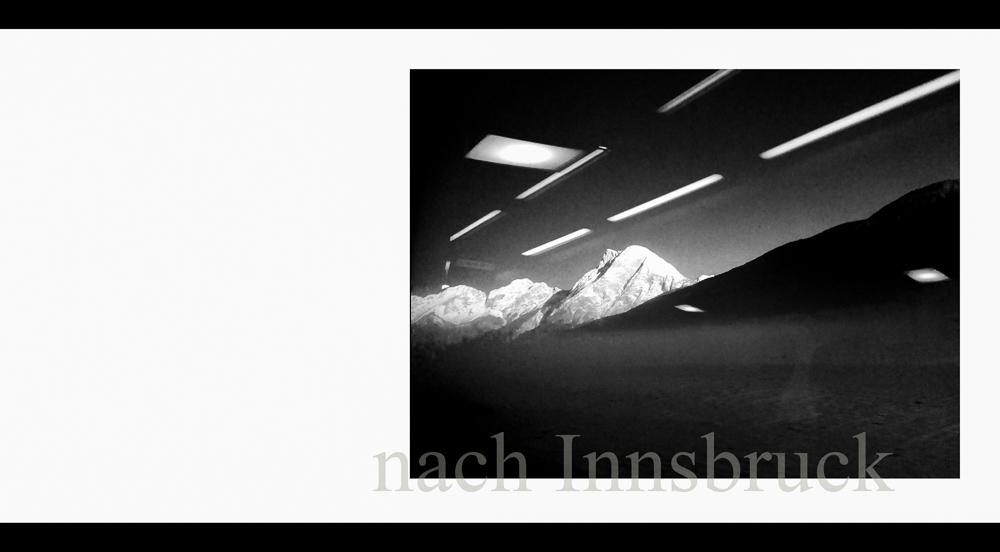 nach Innsbruck