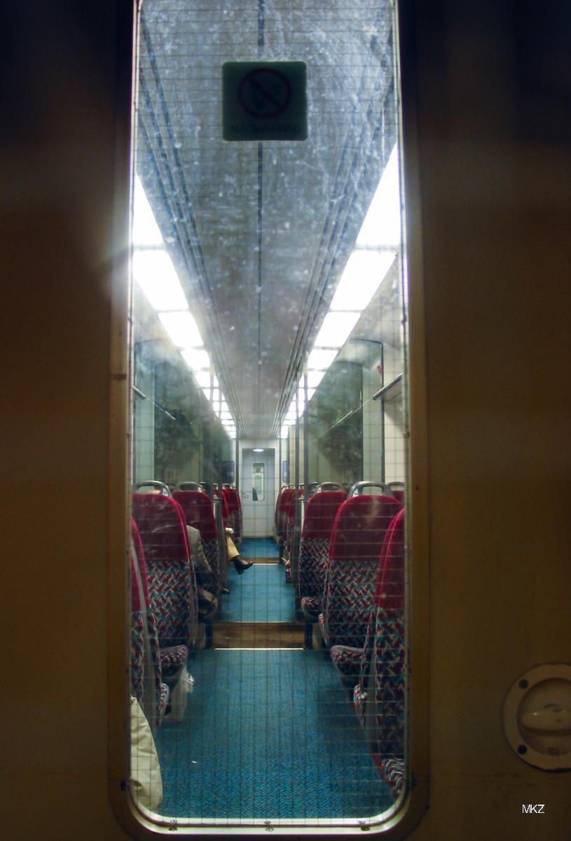 Tube, London 2005