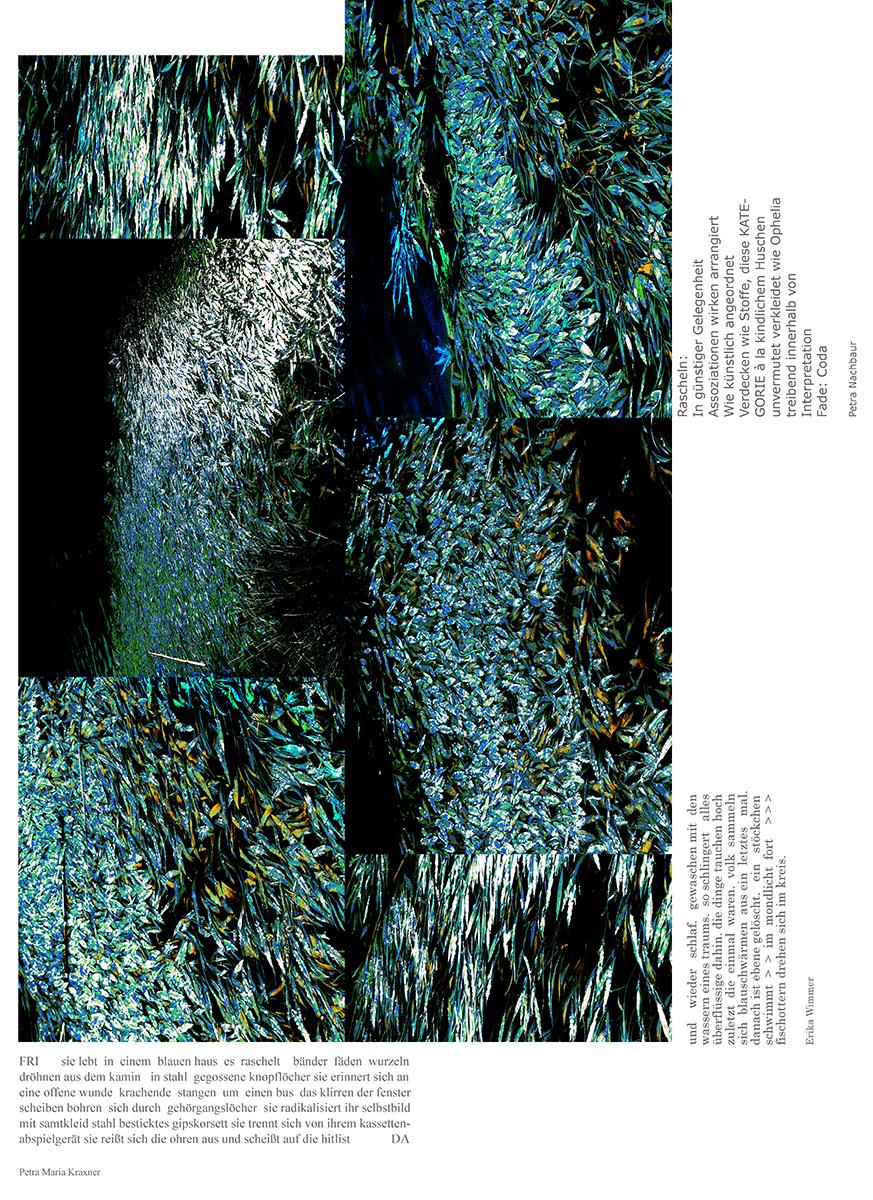 09_Lesezeichen, Blätter im Kehrwasser B