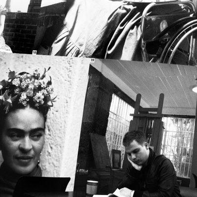 Tate Modern, London, Frieda Kahlo