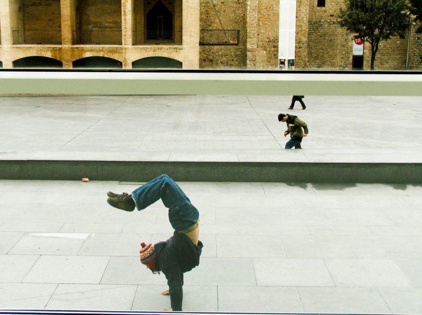 2008_MACBA, Barcelona