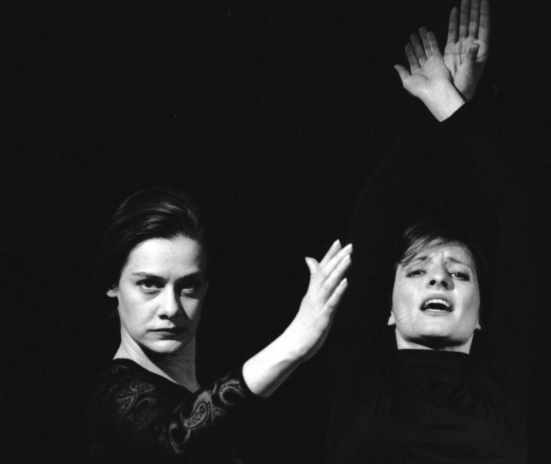 Stefanie Brenner 1998, Clauia Wiedmann