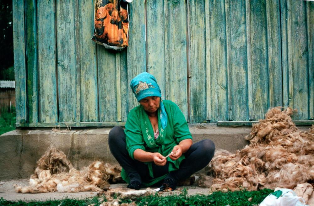 Christine Prantauer, Lies Bielowski in Kirgistan