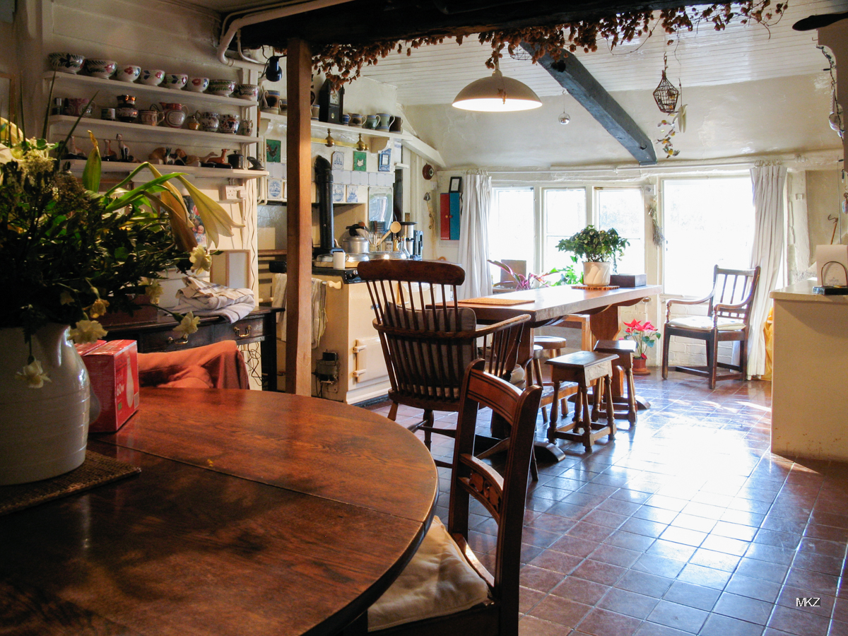 Lady Bigleys Farm-House in England