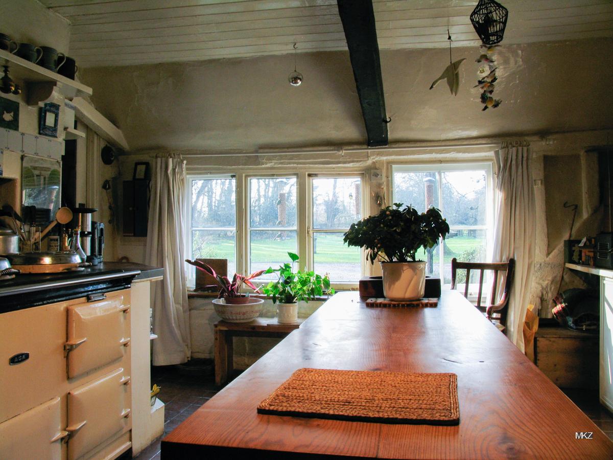 Lady Bigleys Farm-House in Hoddeston, England