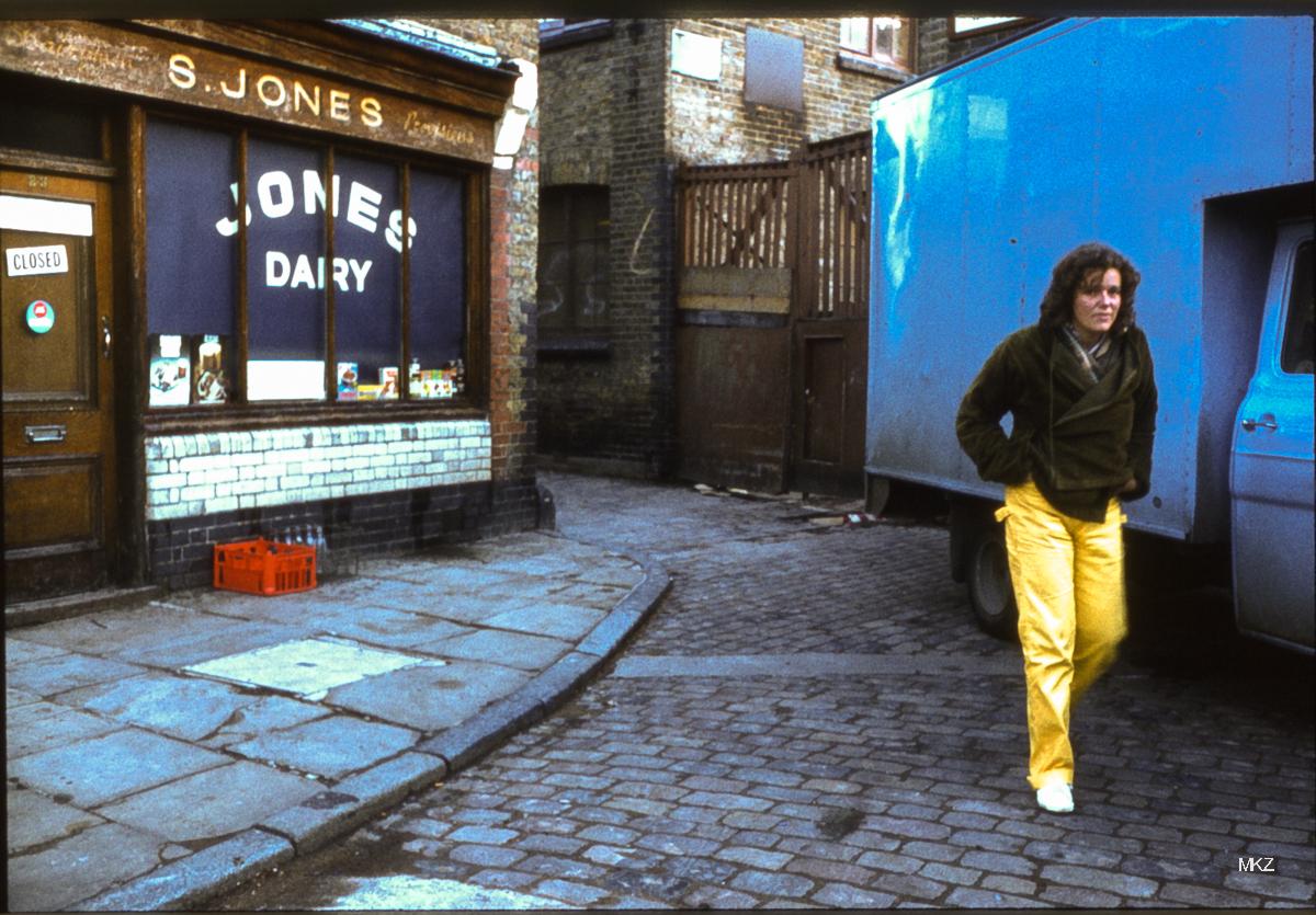 Fiona Cunningham-Reid, 1984