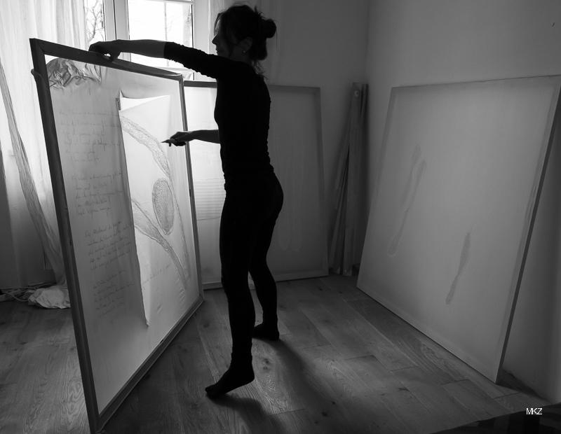 Judith Klemenc, ausrahmen