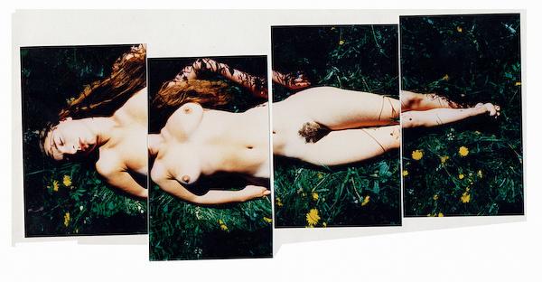 Körperausschnitte 03, 1993